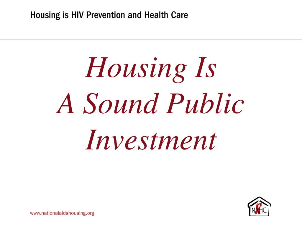 Housing Is