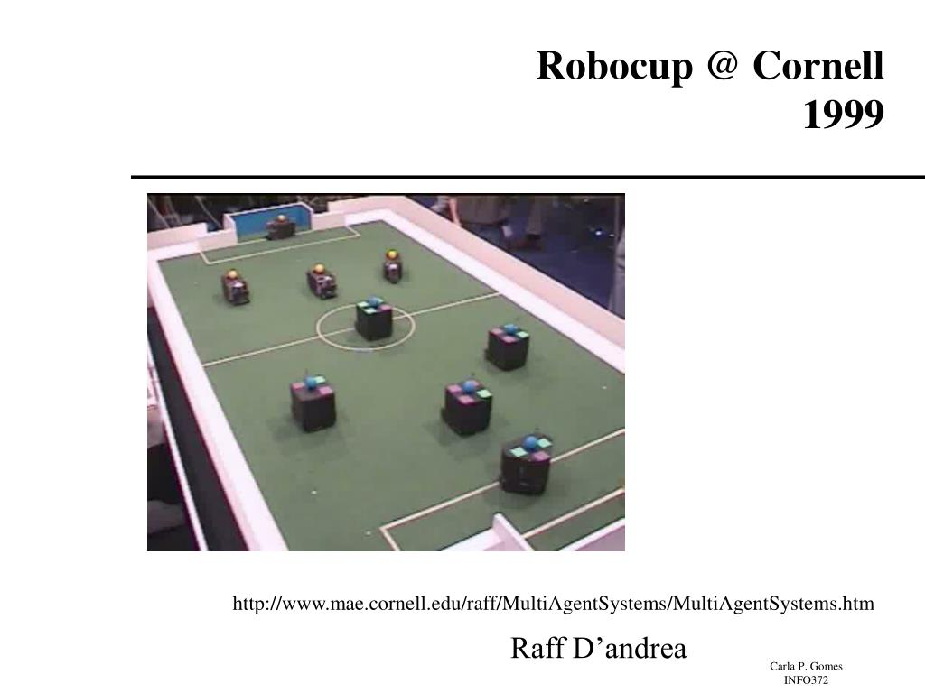 Robocup @ Cornell