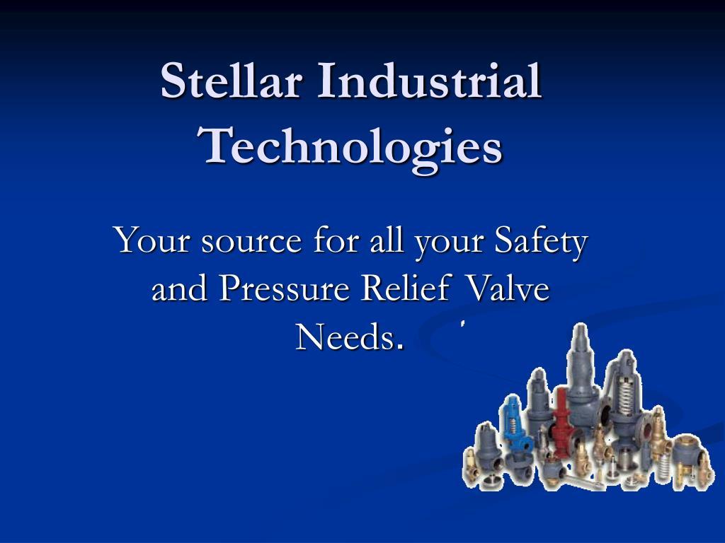 stellar industrial technologies l.