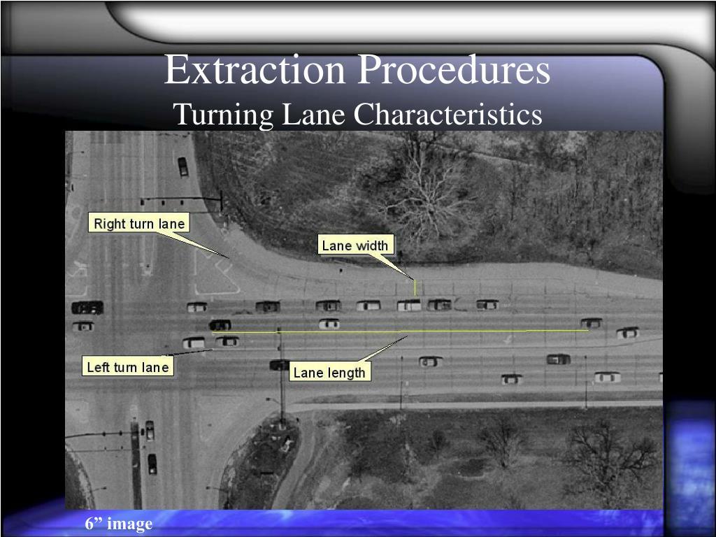 Extraction Procedures