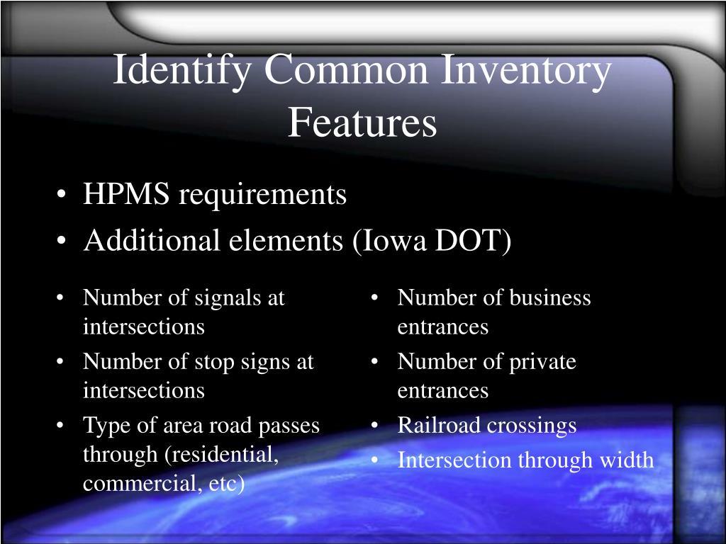 HPMS requirements