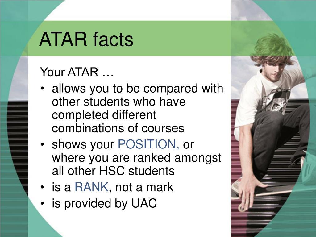 ATAR facts