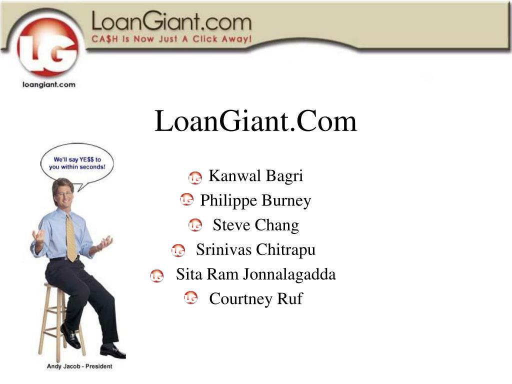 loangiant com