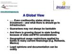 a global view6