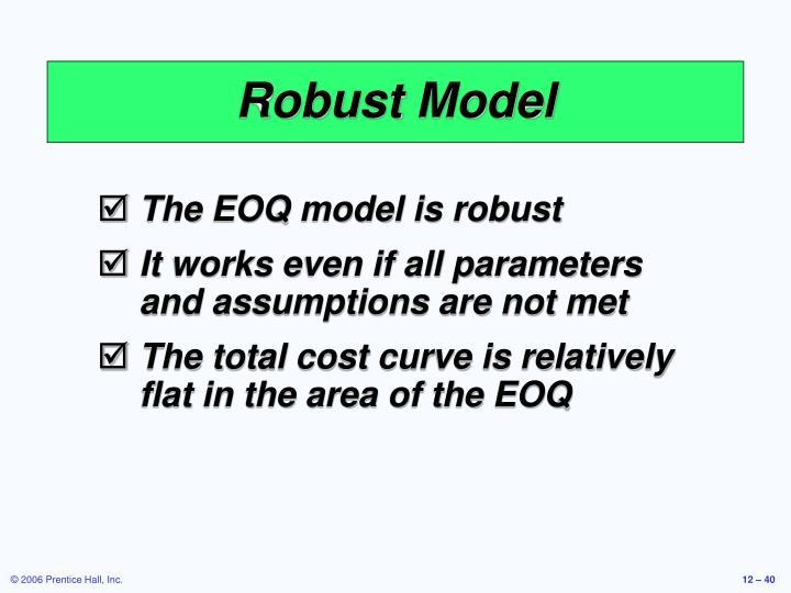 Robust Model