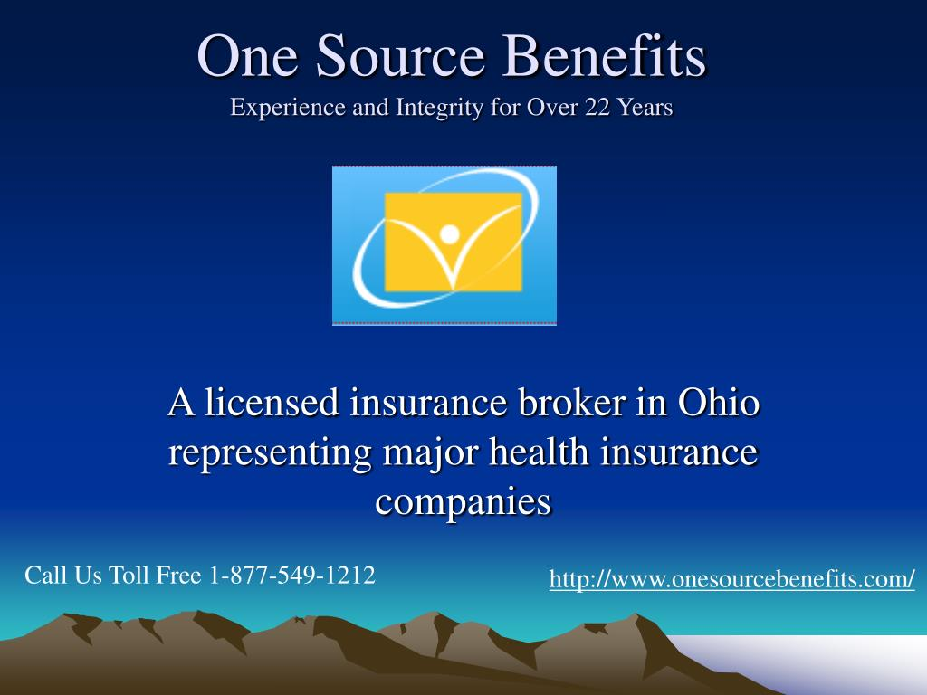 one source benefits experience and integrity for over 22 years l.