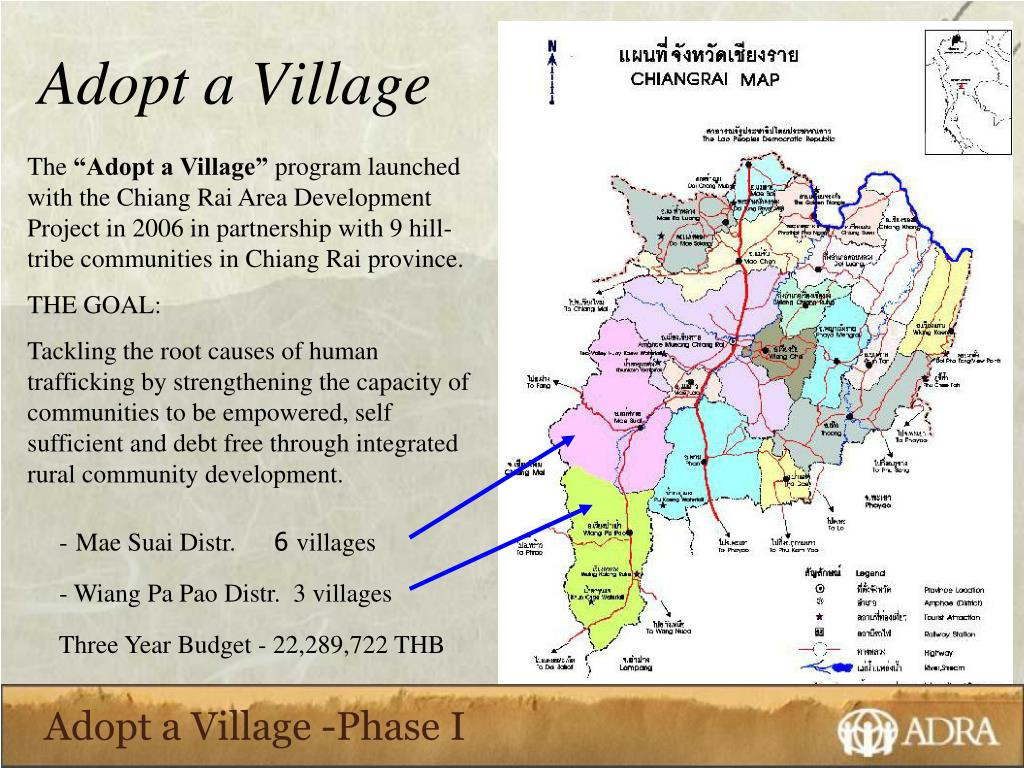 Adopt a Village