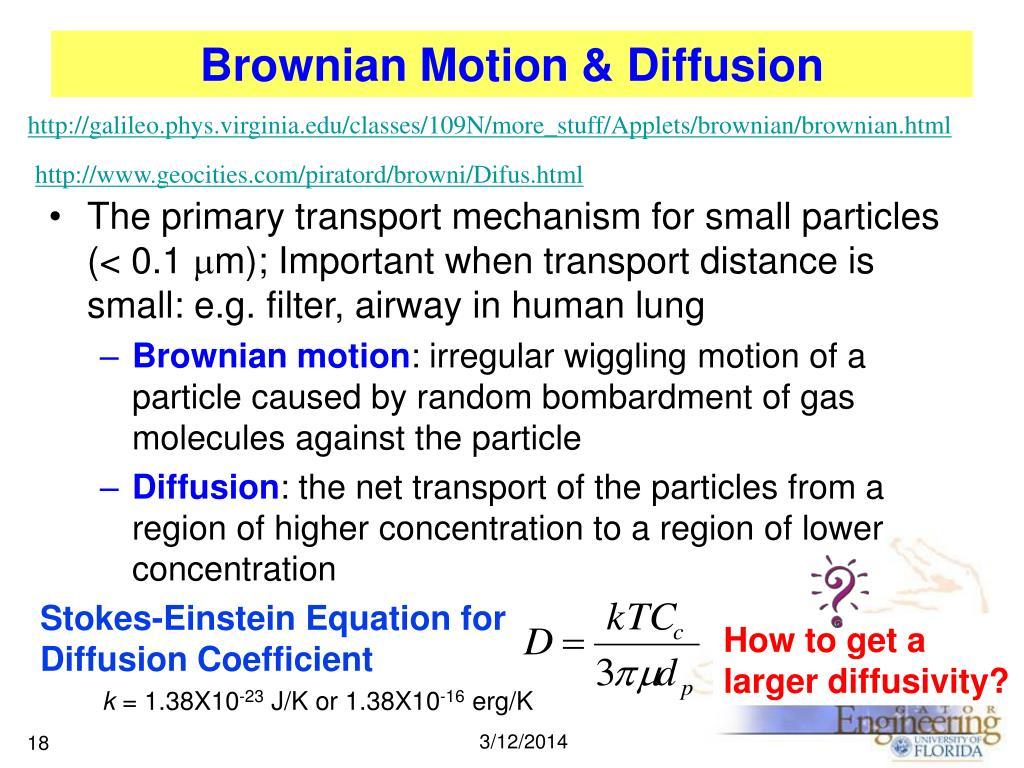 Stokes-Einstein Equation for