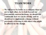 team work10