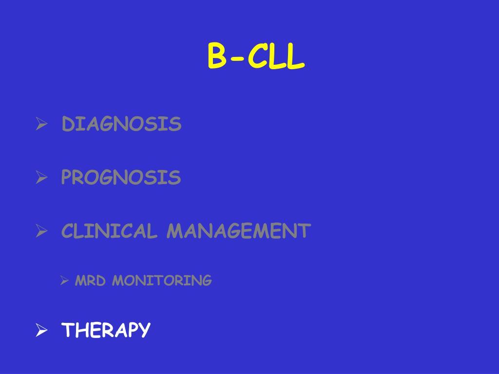b cll