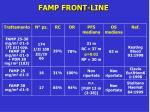 famp front line