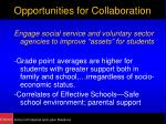opportunities for collaboration12