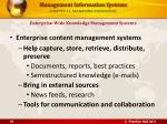 chapter 11 managing knowledge19