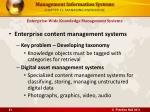 chapter 11 managing knowledge21