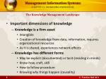 chapter 11 managing knowledge5