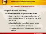 chapter 11 managing knowledge8