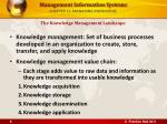 chapter 11 managing knowledge9