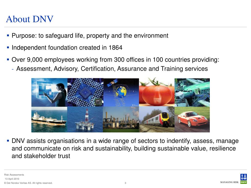 About DNV