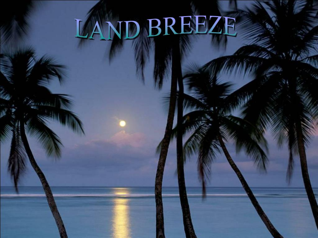 LAND BREEZE
