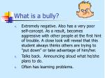 what is a bully3