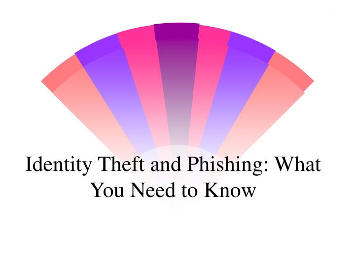 identity theft and phishing what you need to know n.