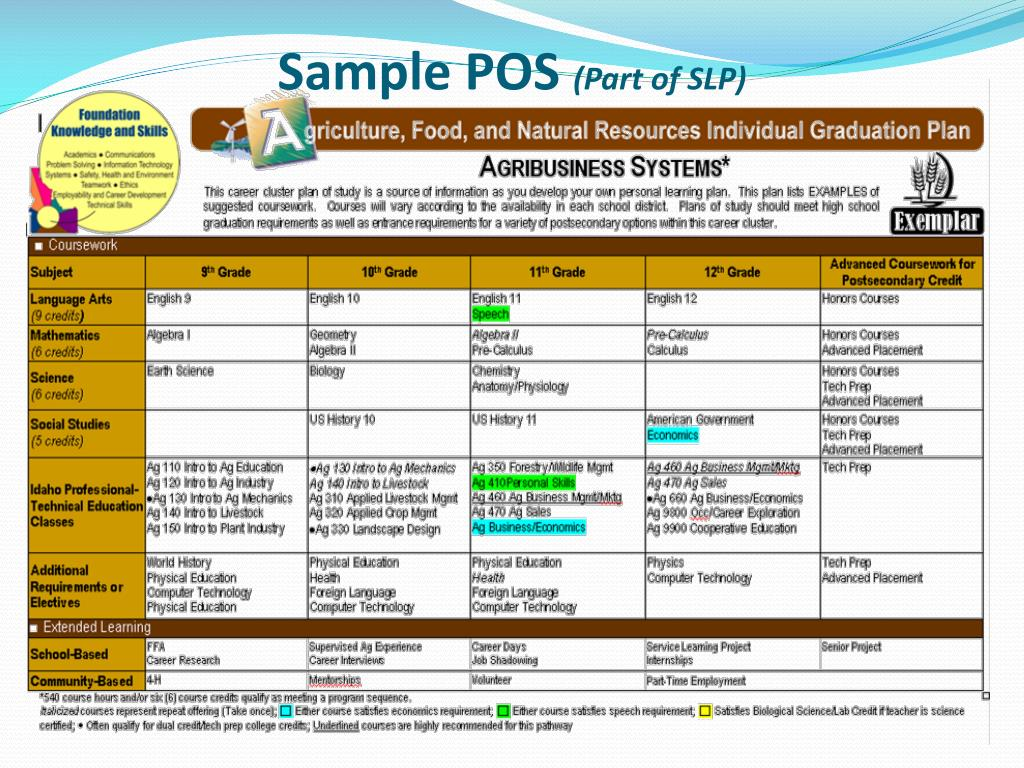 Sample POS