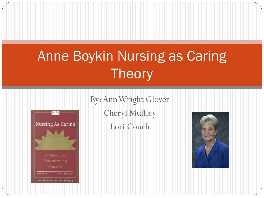 nursing as caring theory