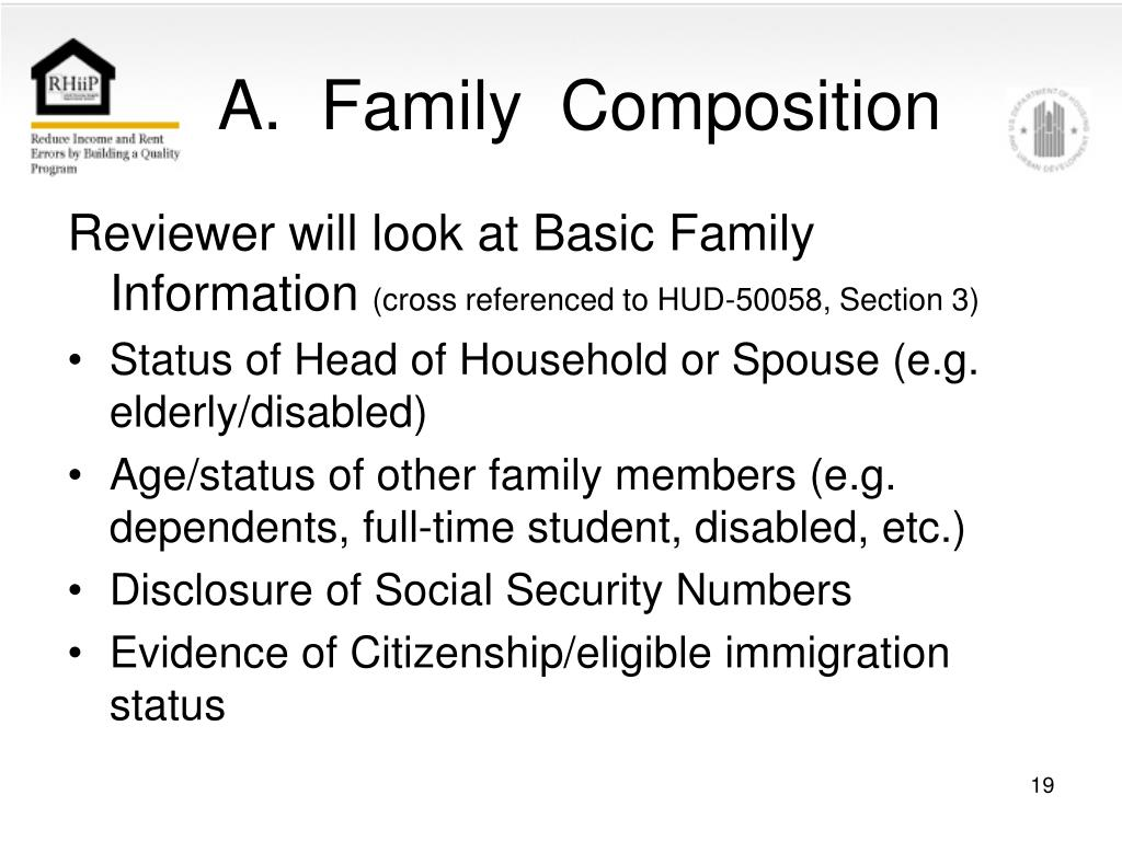 A.  Family  Composition