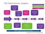 the mixed economy progress