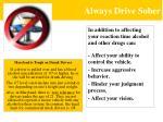 always drive sober19