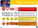traffic control signage48