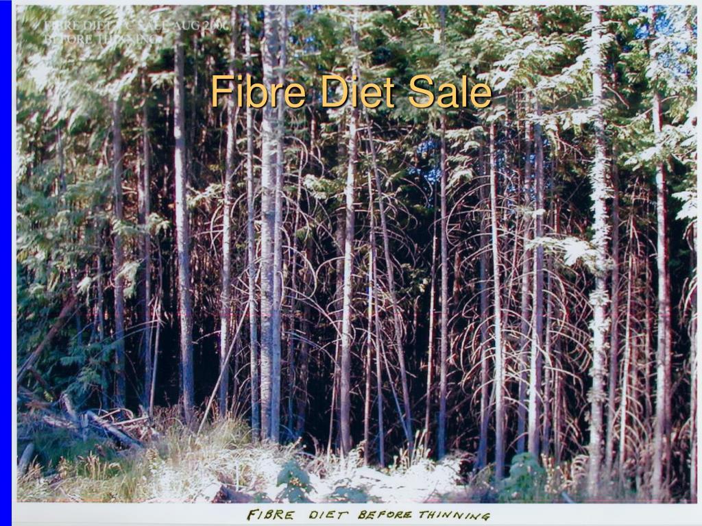 Fibre Diet Sale