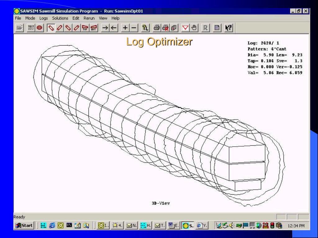 Log Optimizer