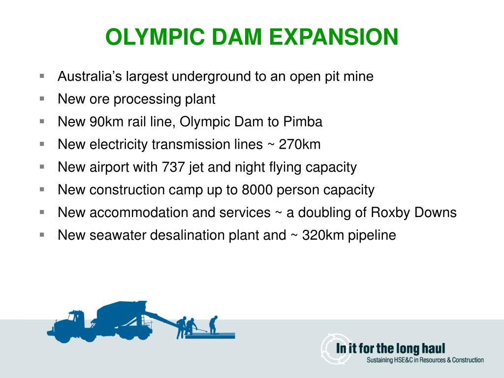 OLYMPIC DAM EXPANSION