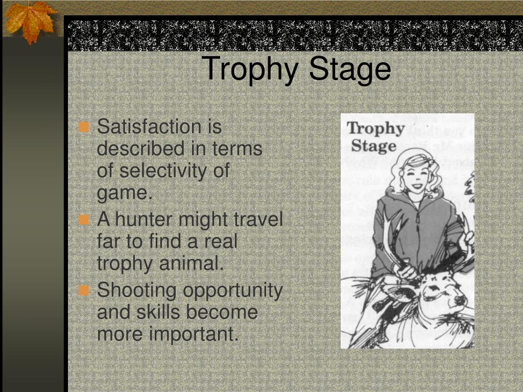 Trophy Stage