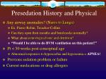 presedation history and physical21