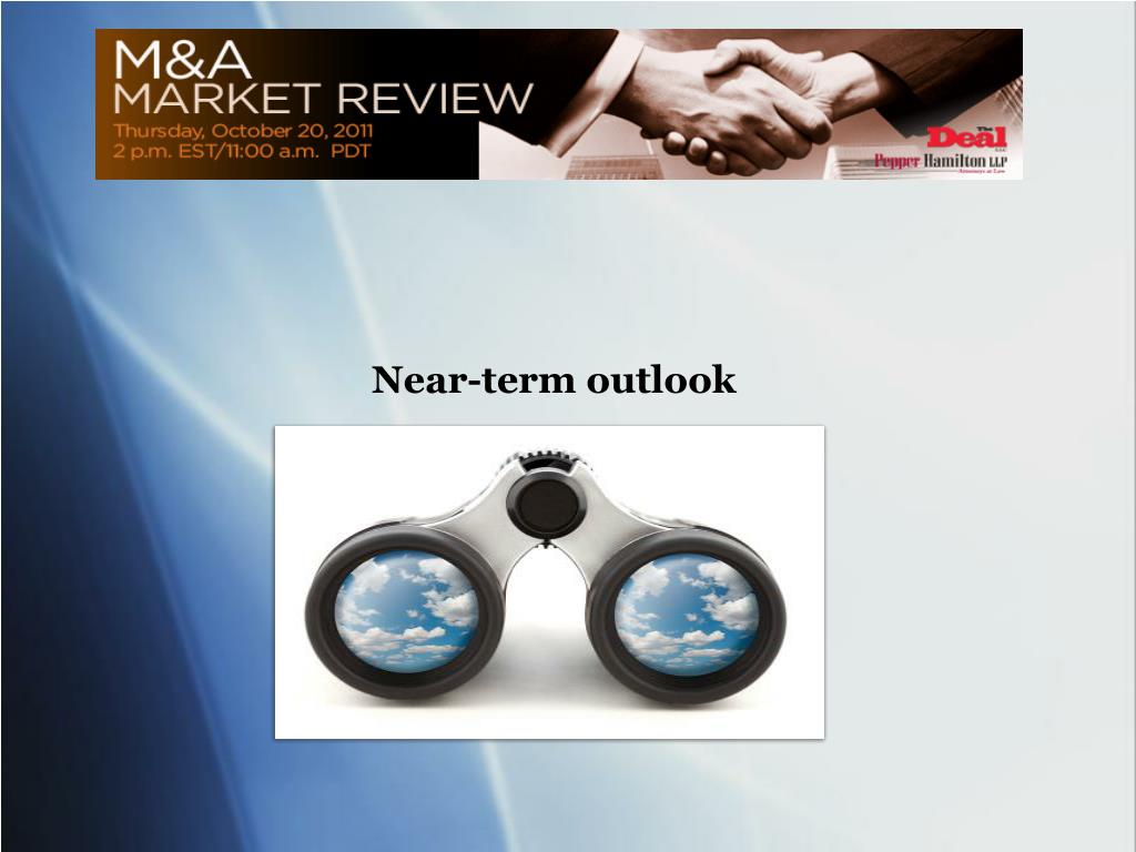 Near-term outlook