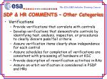sdp hr comments other categories24