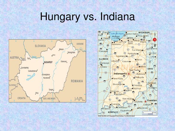 Hungary vs indiana
