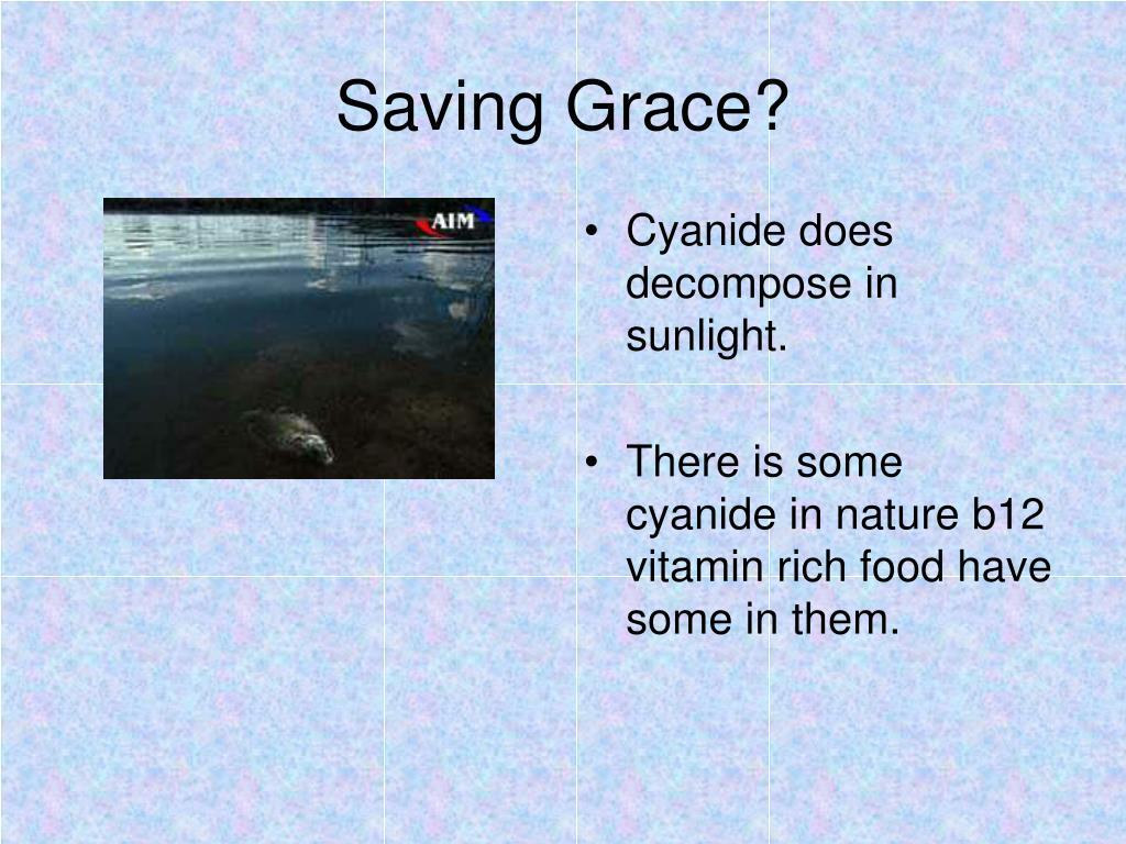 Saving Grace?