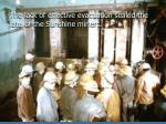 the lack of effective evacuation sealed the fate of the sunshine miners