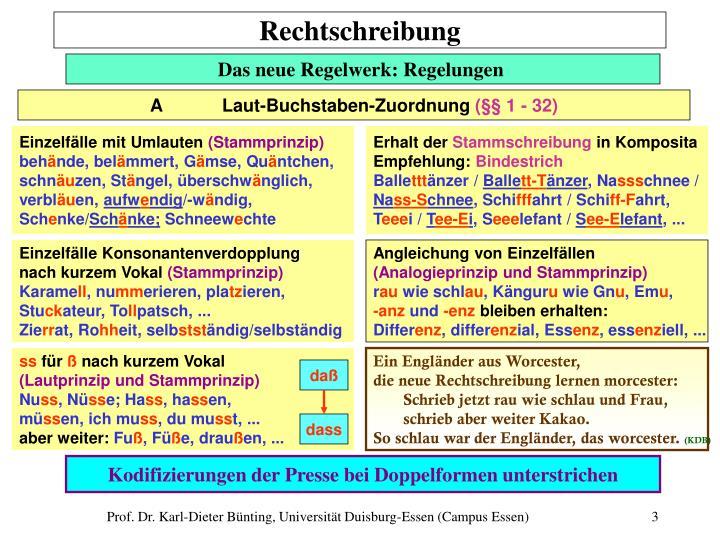 Rechtschreibung3