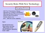 security risks with new technology5