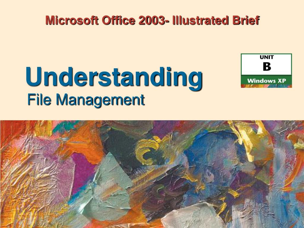 microsoft office 2003 illustrated brief l.