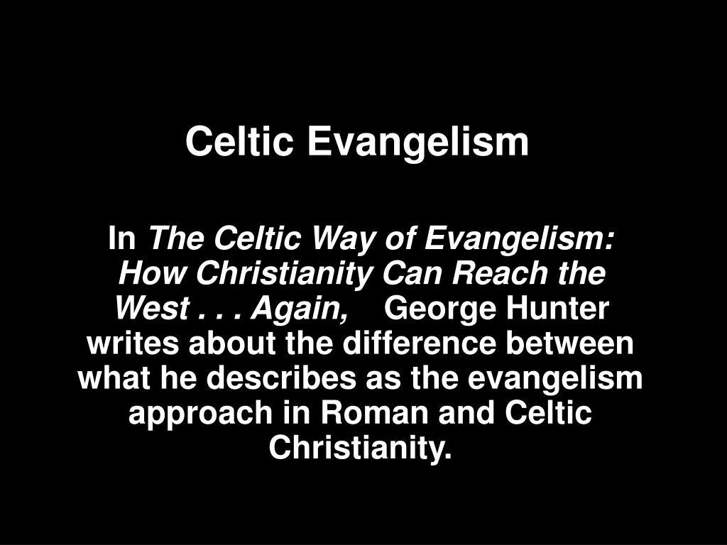Celtic Evangelism