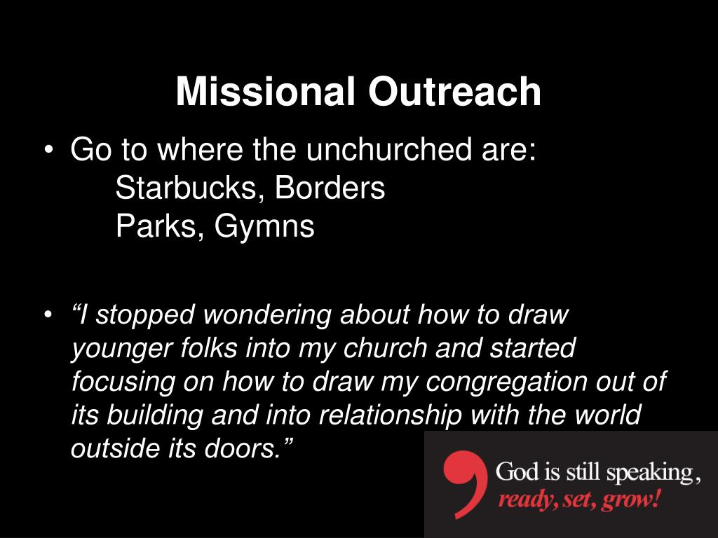 Missional Outreach