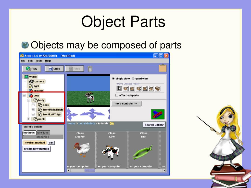 Object Parts