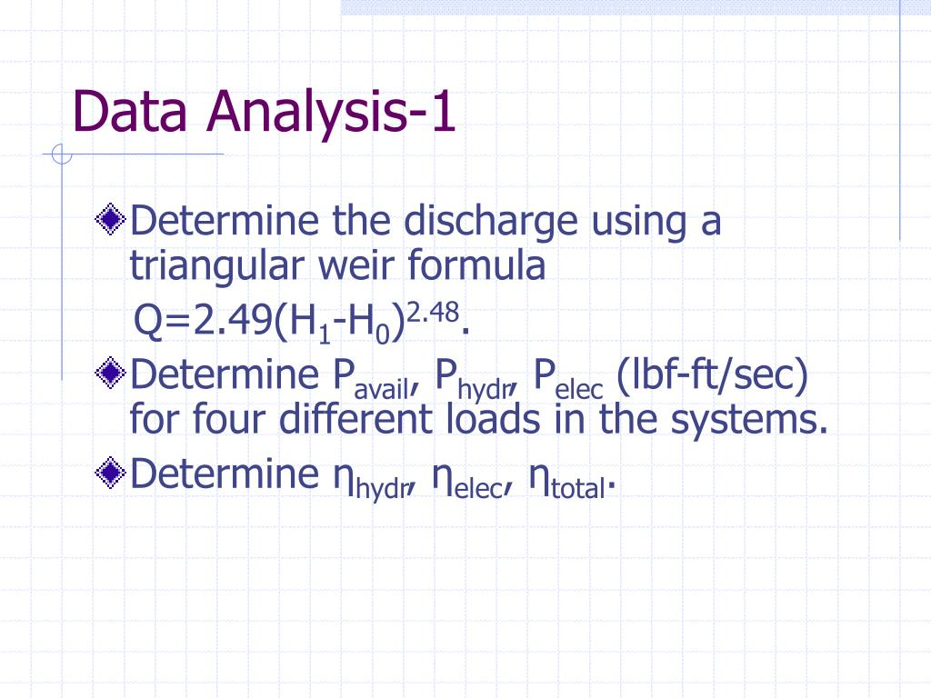 Data Analysis-1