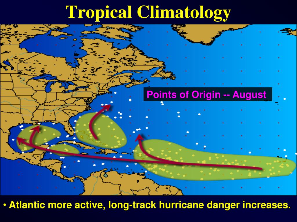Tropical Climatology