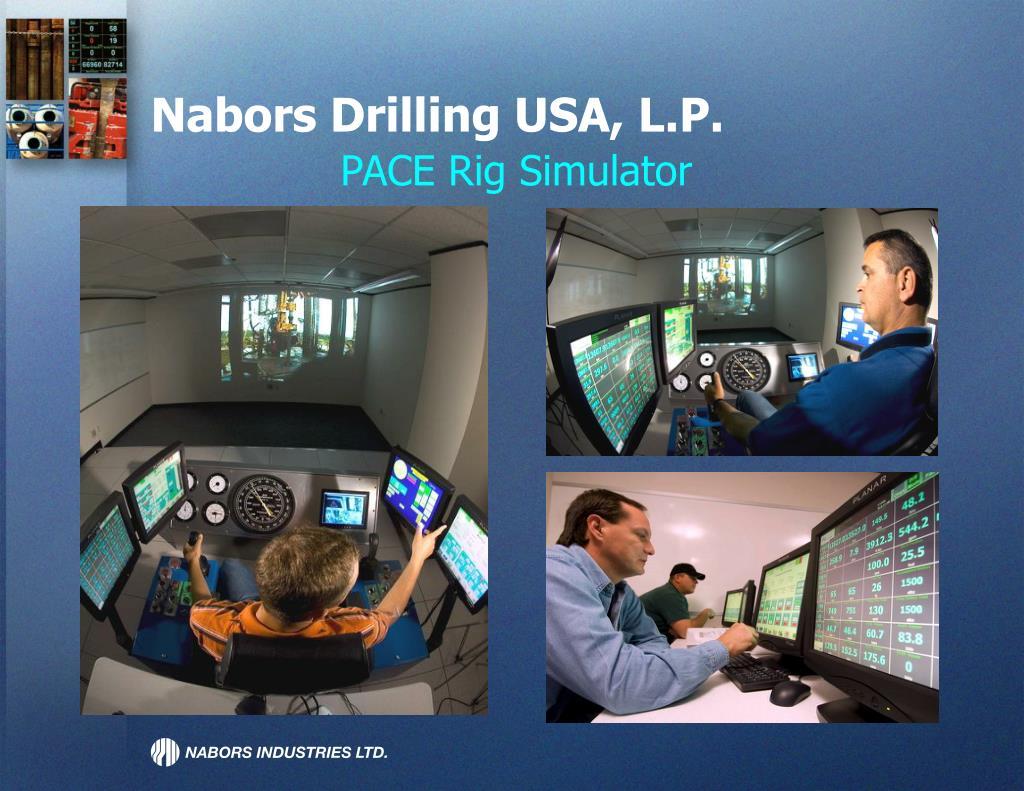 Nabors Drilling USA, L.P.